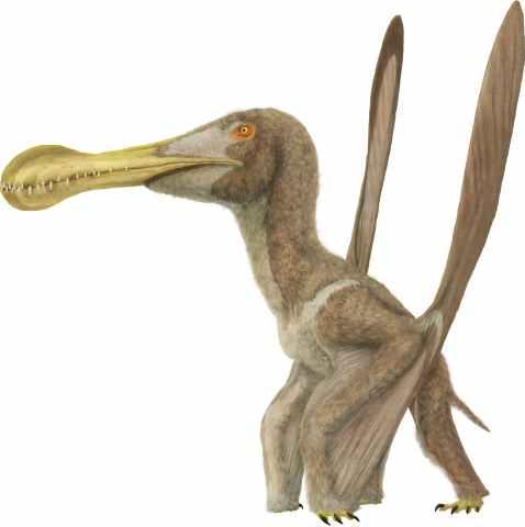 Großer Flugsaurier
