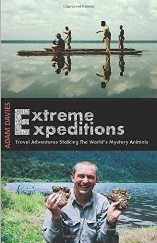 Titelbild von Adam Davies Extreme Expeditions