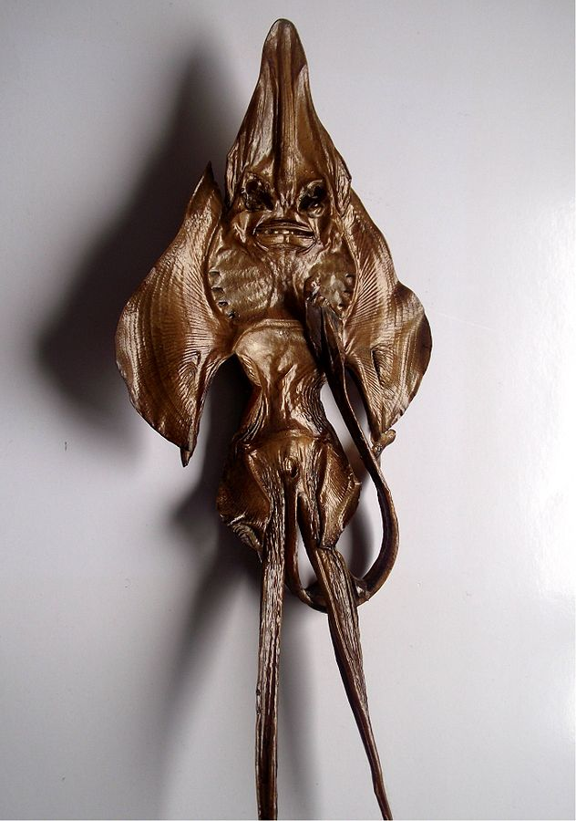 Moderne Jenny Haniver