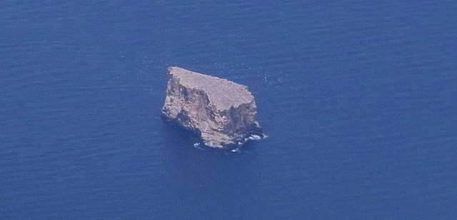 Insel Eldey im Südwesten Islands