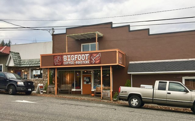 Bigfoot Cafe