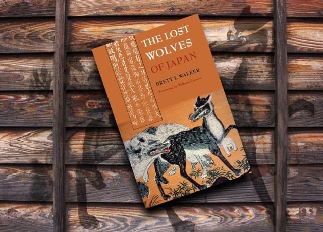 Der ausgestorbene Japanische Wolf ist Thema des Buches von Brett Walker