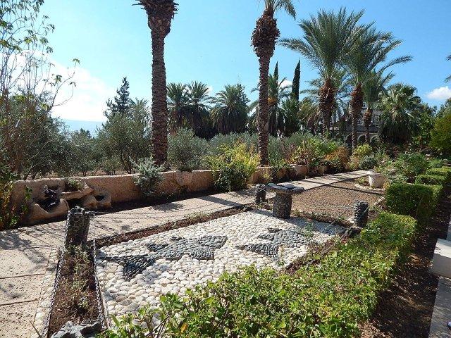 Alte Siedlung am See Genezareth