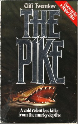 """Cover """"The Pike"""""""