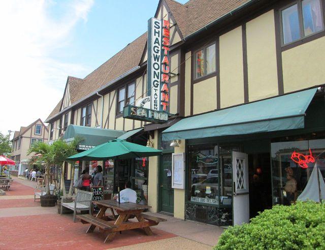 Geschäfte in Montauk