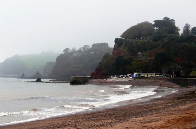 Exmouth, wurden hier Meermenschen angeschwemmt?
