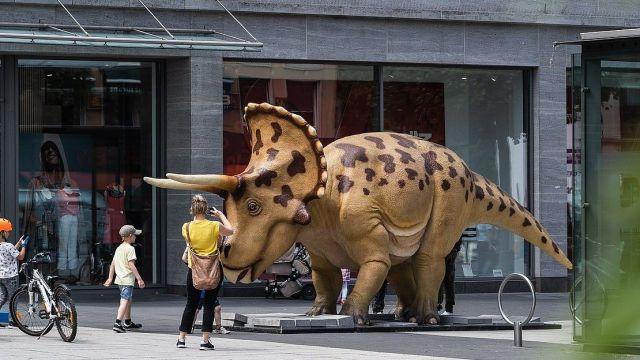 Triceratops in Bochum