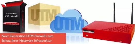 UTM Firewall IT Sicherheit bei Netzwerk GmbH