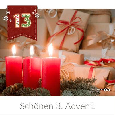 Schönen 3. Advent!