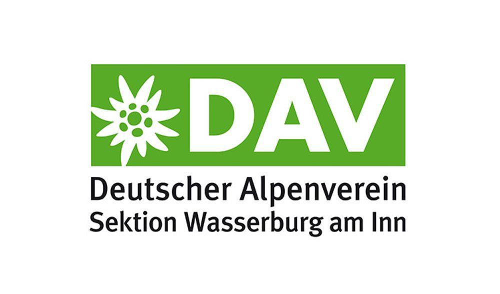 DAV Logo Wasserburg