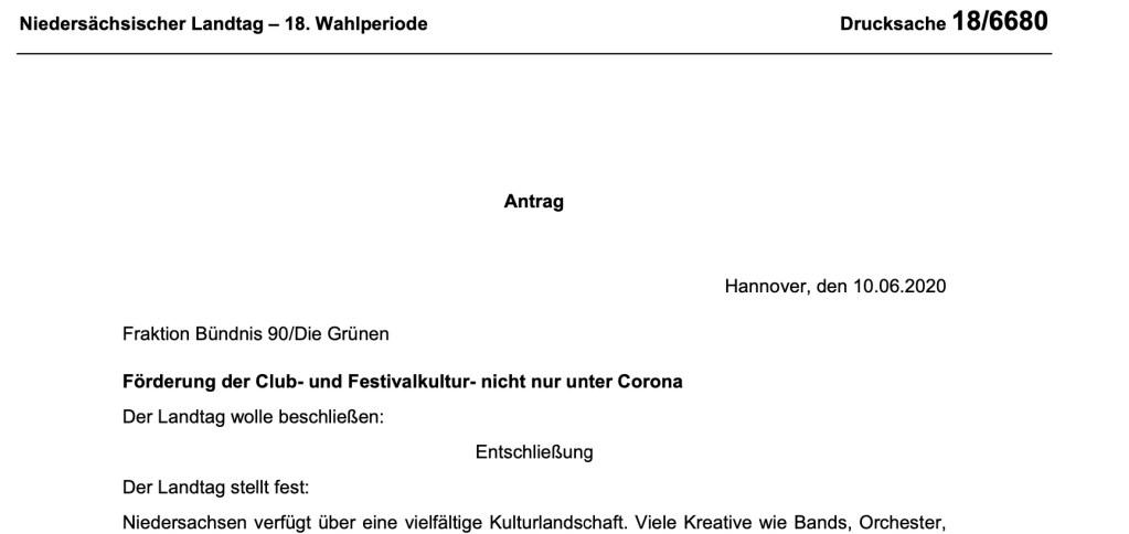 Landtag Nds. Drucksache 18/6680