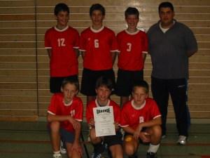 D-Jugend 2001/02