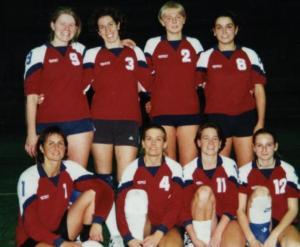 Damen 1 1998/99