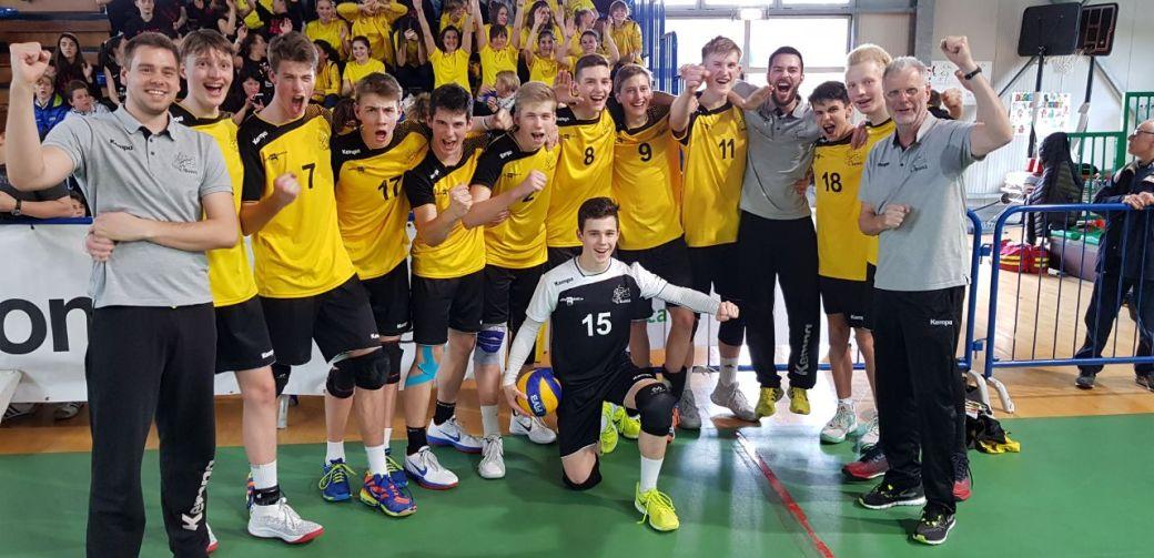 Jugendspieler des USC erfolgreich in Italien