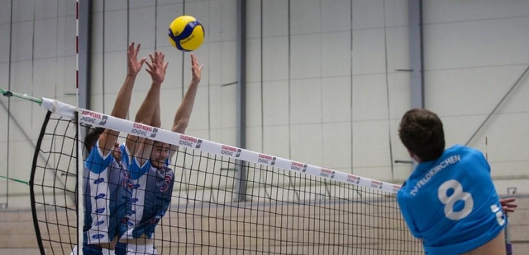 Rückschlag für Drittliga-Volleyballer