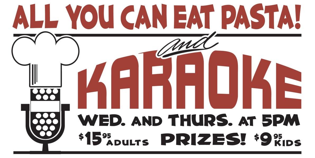 Vinyl Restaurant Banner