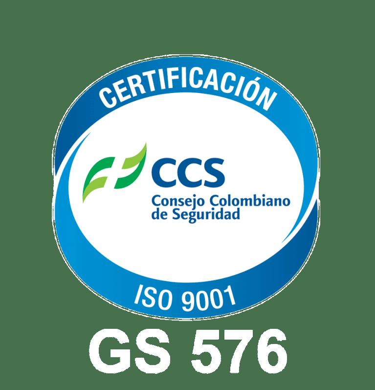 Cetificacion ISO 9001