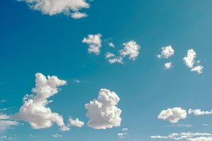 sky, clouds, forms