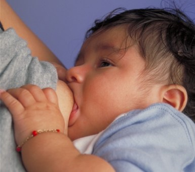 Breastfeeding mums' milk can transfer life-long protection against infection to their babies
