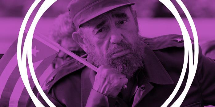 Fidel Castro führte die Revolution auf Kuba zum Sieg.