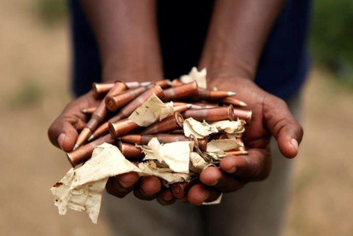 Zwei Prozent des Bruttosozialproduktes soll für Rüstung ausgegeben werden. Das fordert die Nato. Abrüstung gehört wieder auf die Agenda der Zivilgesellschaft. (Foto: Pressenza)