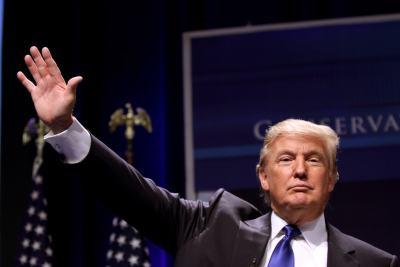 Donald Trump könnte 2016 der neue Präsident der USA werden.