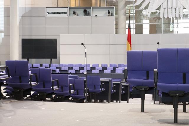 Der Deutsche Bundestag.