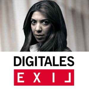 Nazeeha Saeed - Digitales Exil. Aktion Reporter ohne Grenzen.