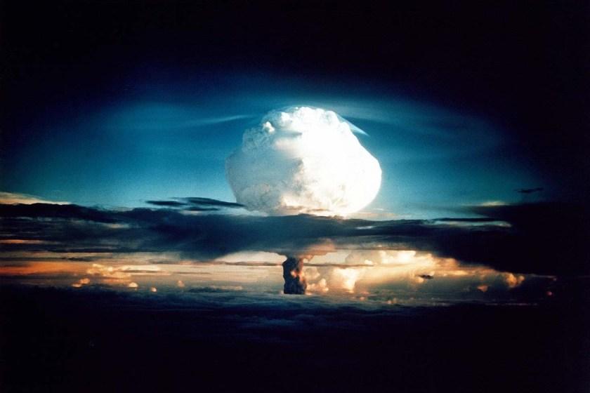 Strahlende Erinnerung: Wasserstoffbomben auf Spanien