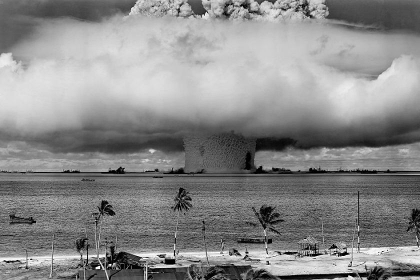 Für eine Welt frei von Atomwaffen