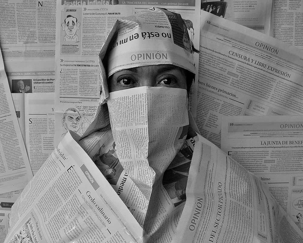 Freedom of Speech von Ahdieh Ashrafi (flickr.com) - CC BY-NC-ND 2.0