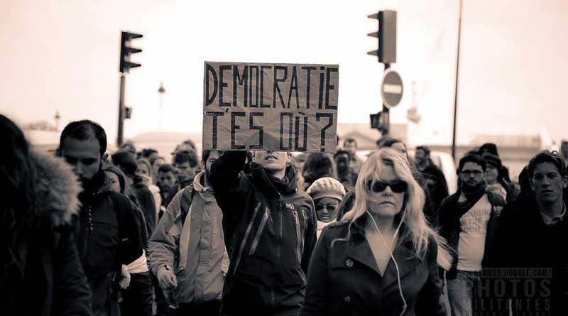 Die gestohlene Demokratie