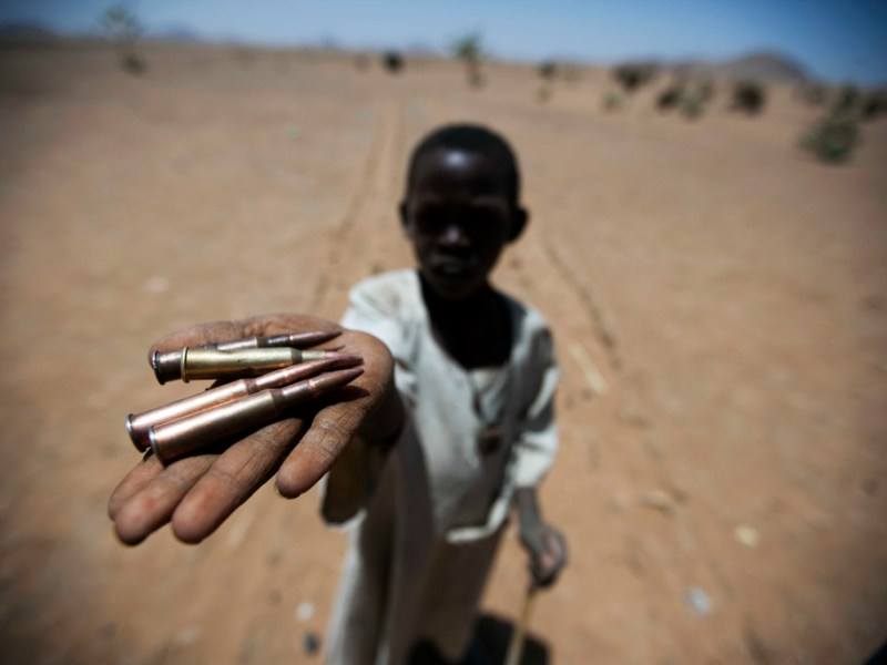 Der Hungertod in Afrika: Die schwerste humanitäre Krise seit dem 2. Weltkrieg