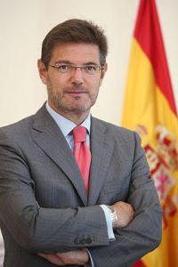 Justizminister Rafael Catalá Polo von De Ministerio de Justicia - Ministerio de Justicia, CC BY-SA 4.0