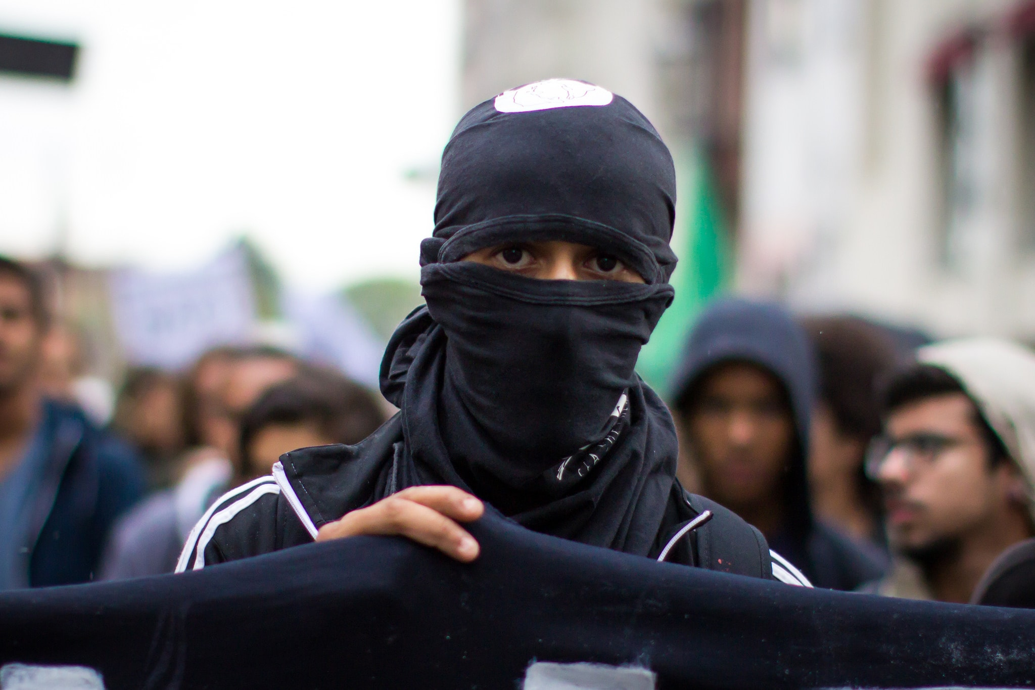 Neue Debatte - Beitrag - Protest - Widerstand - Foto - Romerito Pontes - flickr.com - CC BY 2.0