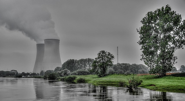 Nuklearkraftwerk Burghard Mohren (pixabay.com) – Creative Commons CC0