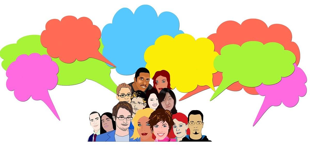 Gruppe Menschen Geralt; pixabay.com; Creative Commons CC0