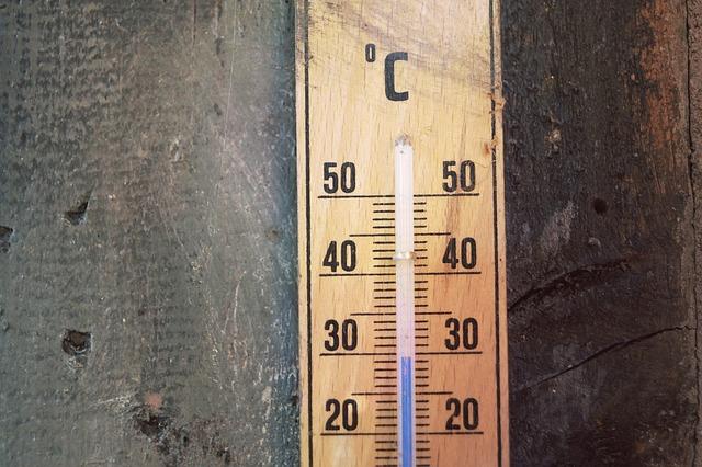 thermometer - Maret Hosemann - pixabay.com- Creative Commons CC0