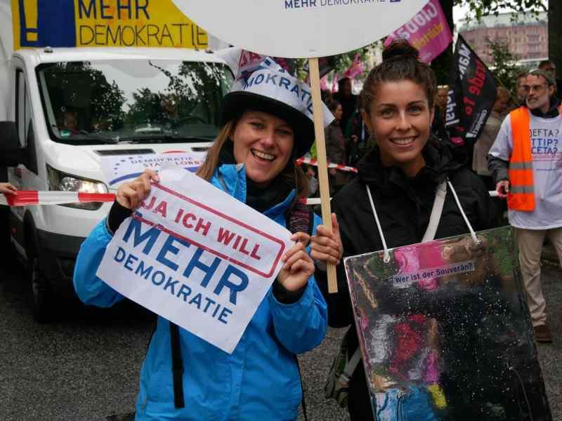 Die Medien und G20: Eine Nachricht aus Deutschland an den Rest der Welt