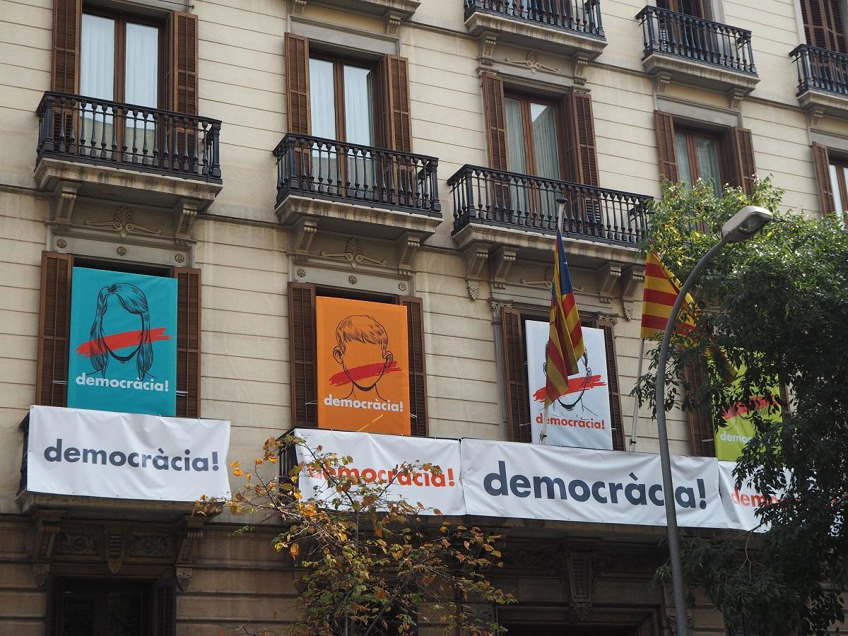 Im Katalonien-Konflikt steht die Demokratie auf dem Spiel. (Foto: Teresa Grau Ros, Flickr.com;CC BY-SA 2.0)