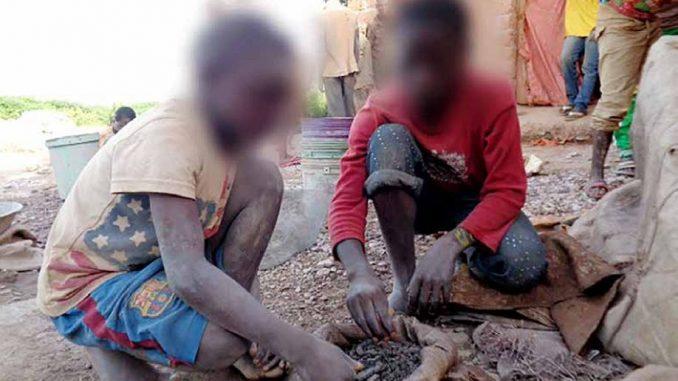 Afrika – Menschenrechtsverstöße, Ausbeutung und Kinderarbeit bei der Kobaltproduktion
