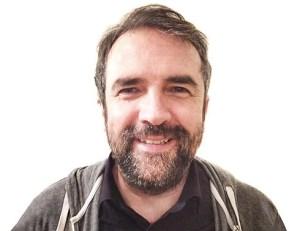 Dr. Bernd Drücke von der Zeitung Graswurzelrevolution. (Foto: Privat)