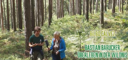 Die Bärensuppe mit Bilbo Calvez und Bastian Barucker. (Foto: Bilbo Calvez)