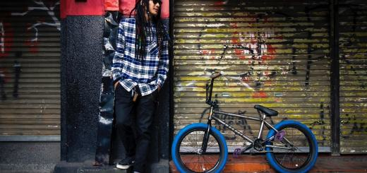 Fahrrad an einer Wand. (Foto: Andhika Soreng, Unsplash.com)