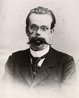 Fernand Pelloutier war ein französischer Journalist und Anarchist. (Foto: Musée social; gemeinfrei)