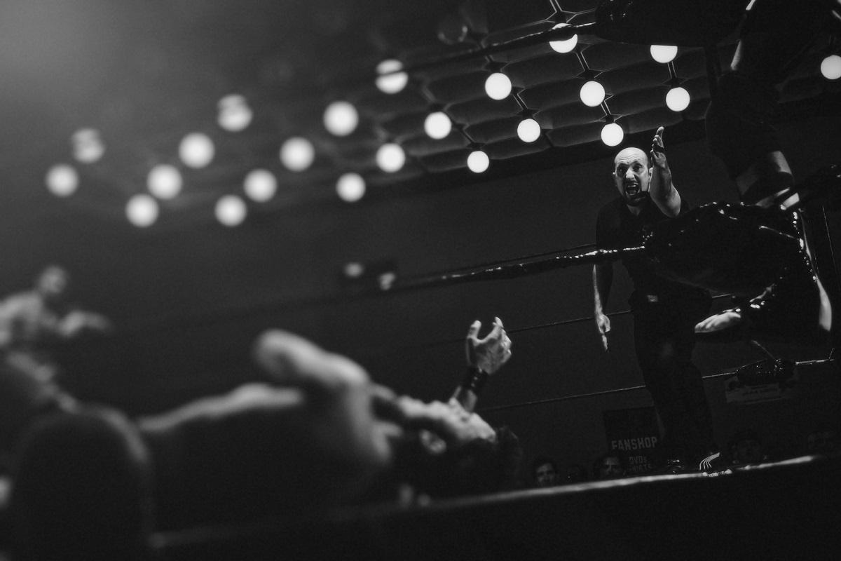 Wrestling. (Foto; Martin Knize, Unsplash.com)