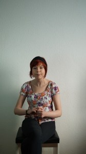 Ronja Zimm im Gespräch mit Susannah Winter. (Foto: Laura Ludwig)