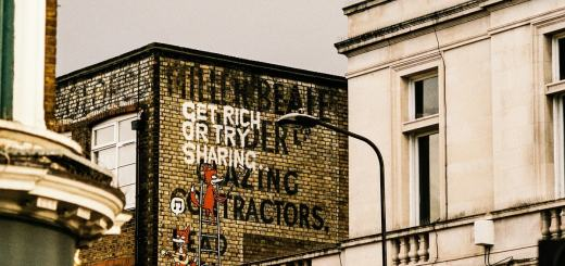 Graffiti art by Mau Mau in Camden, London. (Foto: Simon Peel, Unsplash.com)