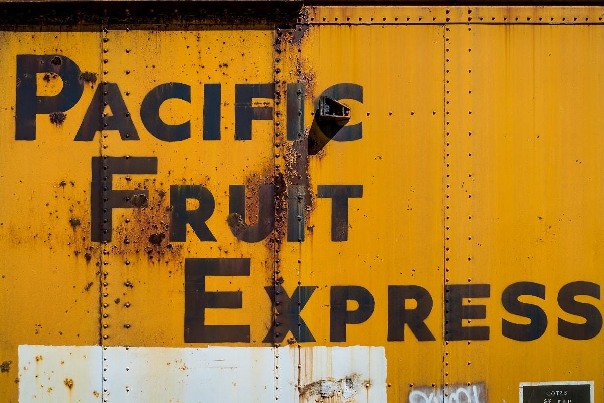 Pacific Fruit Express. (Foto: Kai Gradert, Unsplash.com)