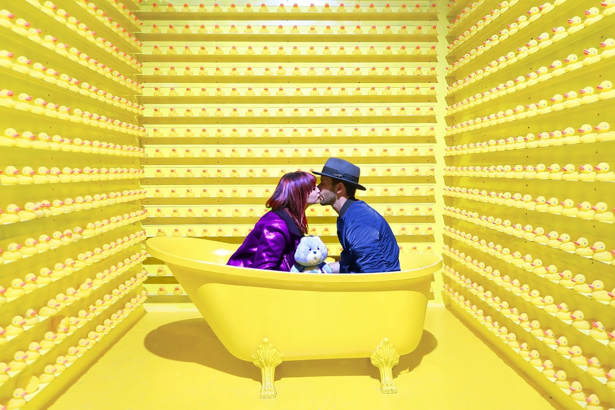 Happy place with my girlfriend. (Foto: Joshua Coleman, Unsplash.com)